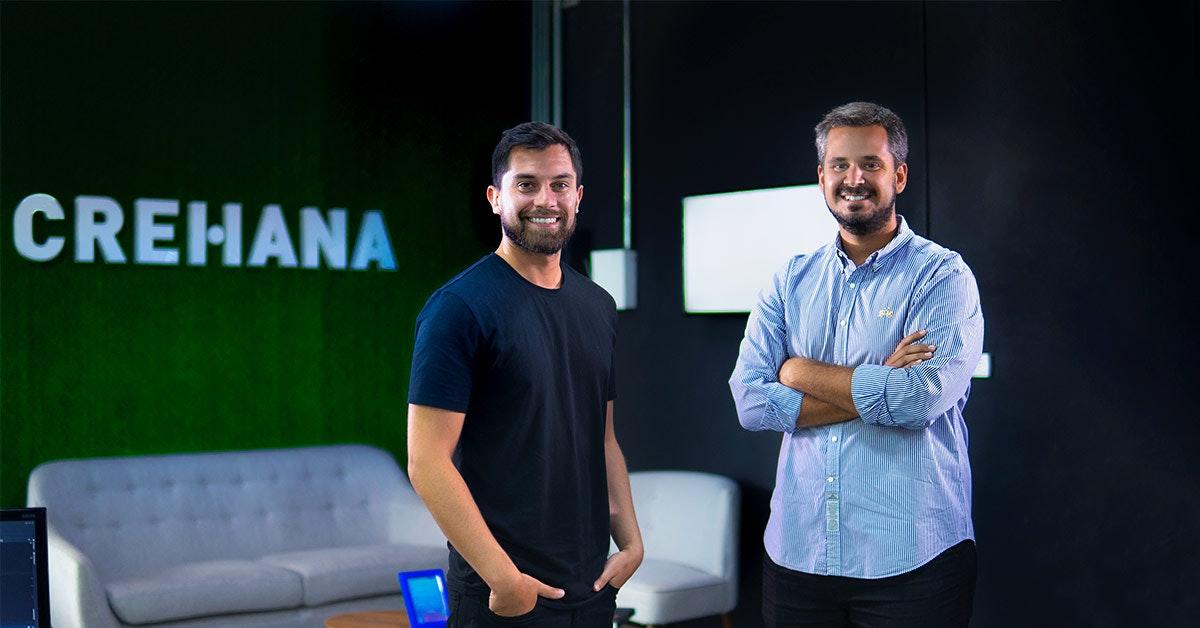 El éxito de dos jóvenes emprendedores: la historia de Crehana