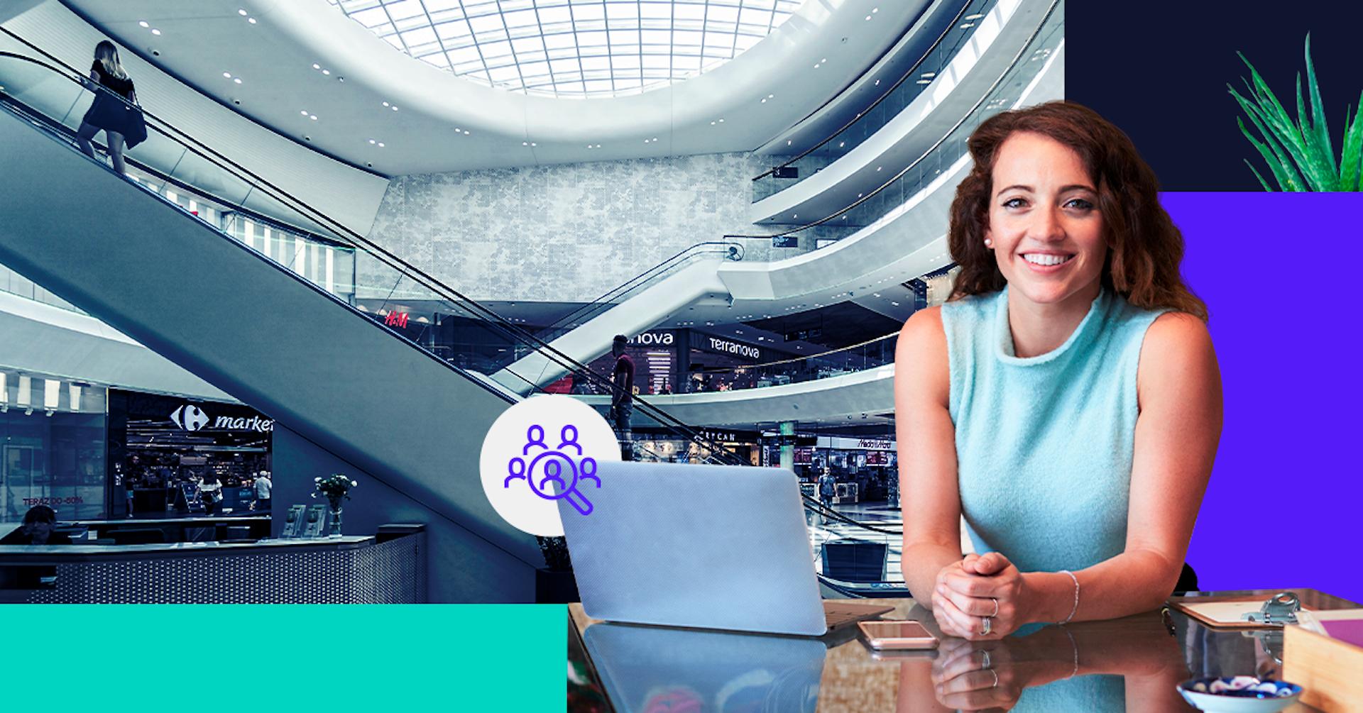 Quais são as posições mais procuradas no setor de varejo?