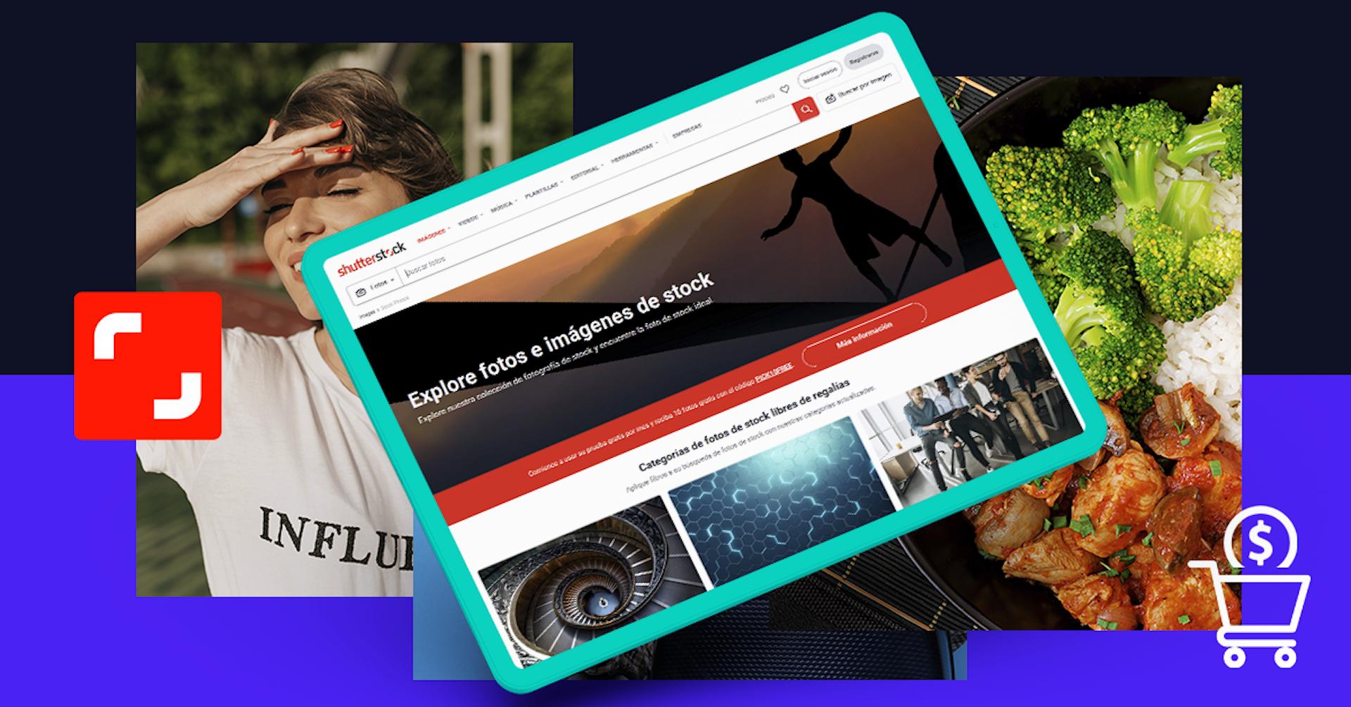 Fotografía de Stock: ¿Cómo vender mis fotos en Shutterstock?