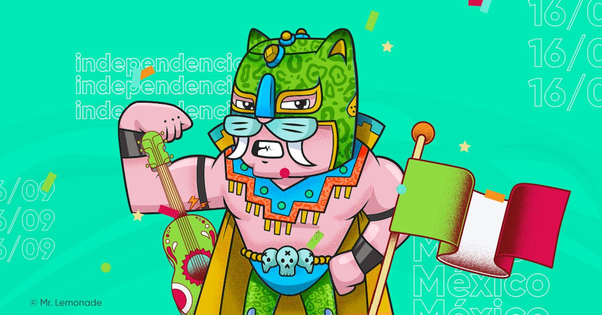 La nota más mexicana que podrás leer en un blog