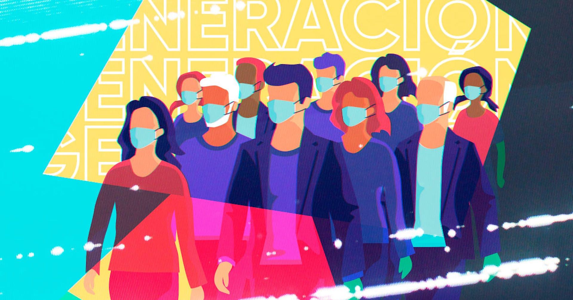 El efecto de una pandemia: 4 generaciones