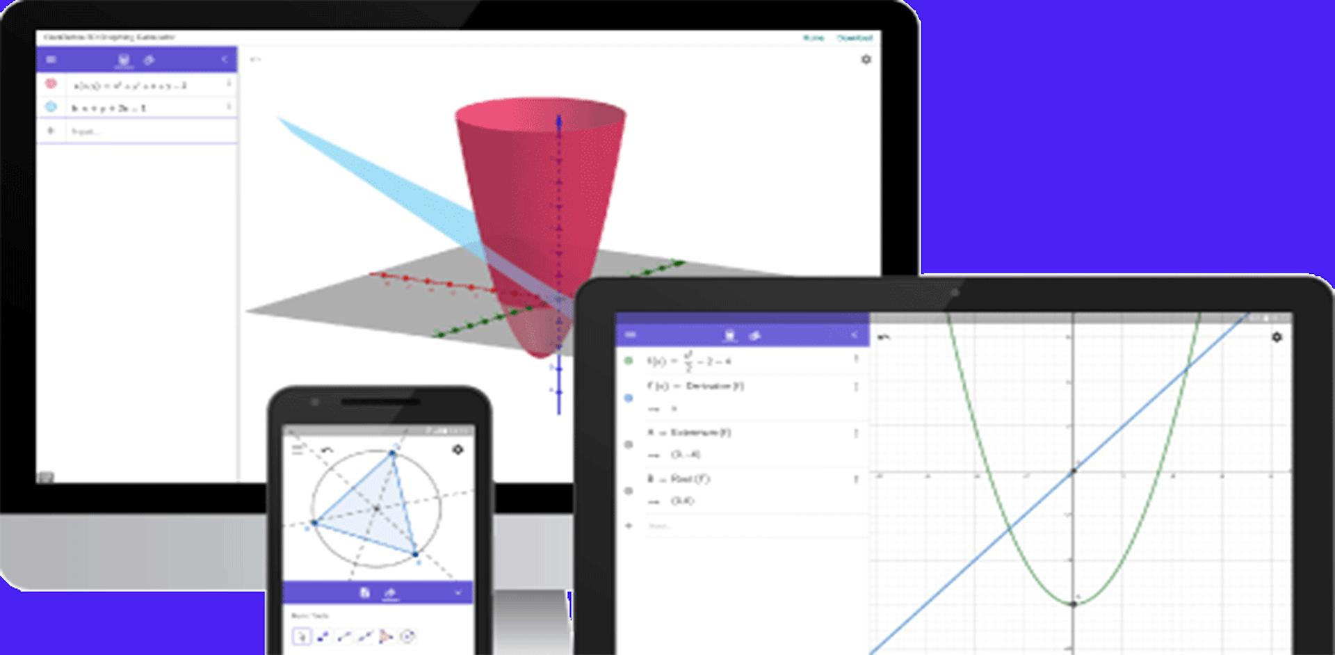 Conoce qué es Geogebra, la app gratuita para hacer proyectos 3D
