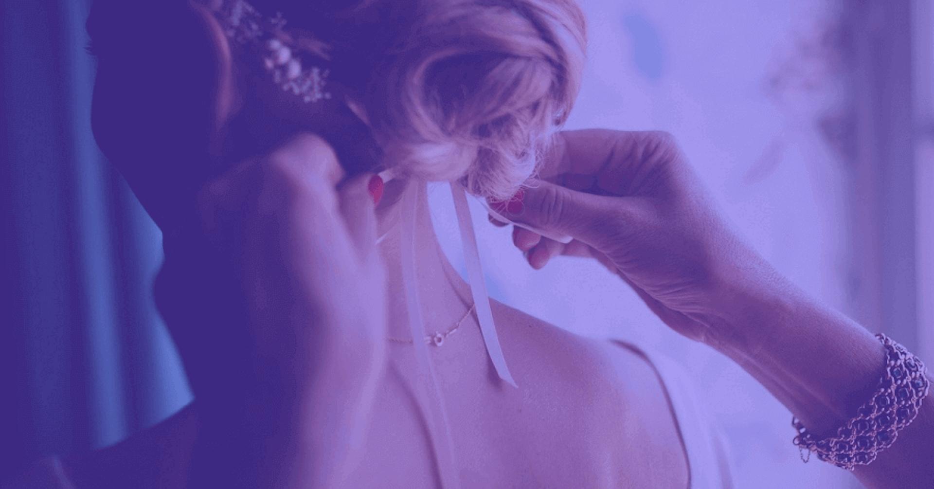 Tocados de novia: 5 estilos para copiar y enamorar