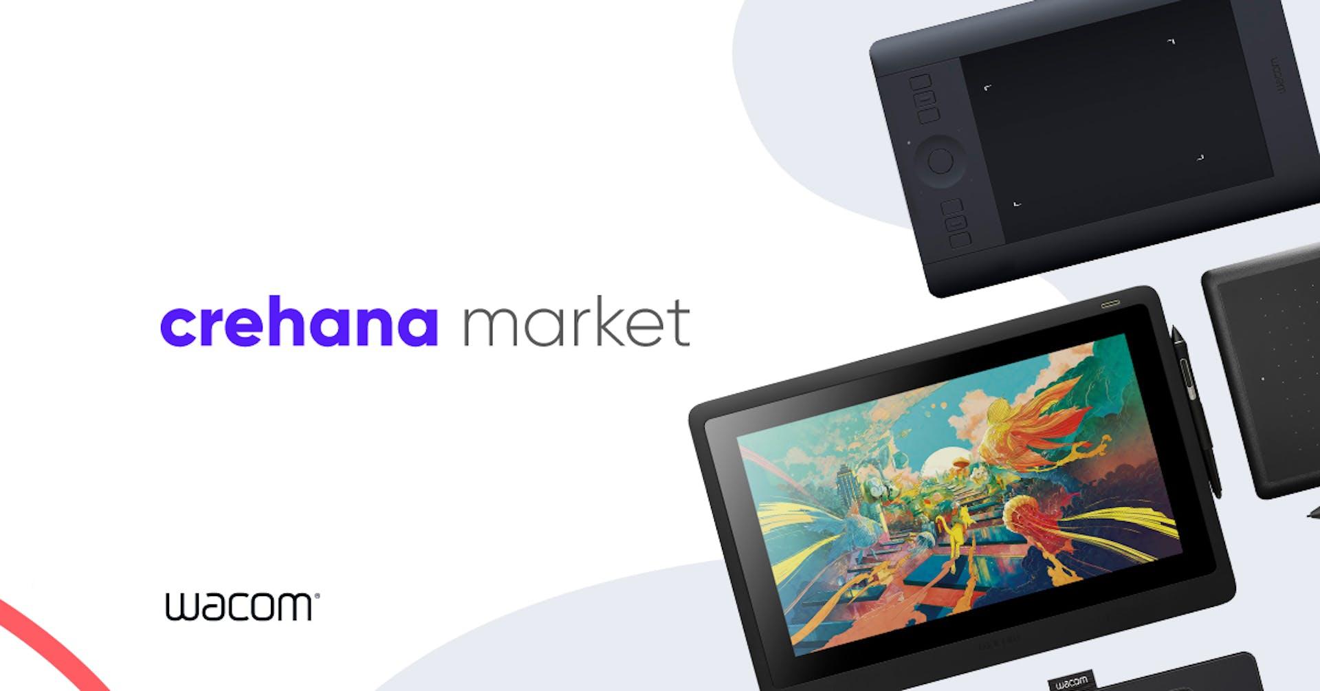 ¡Llegó el Crehana Market con los mejores precios!