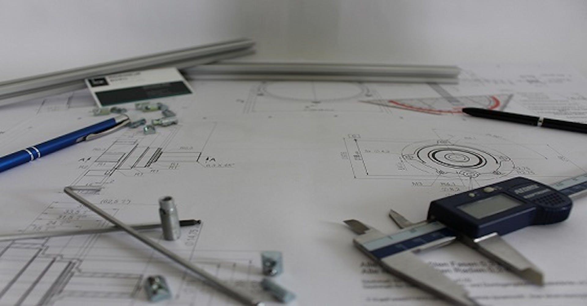 Descubre qué es el dibujo técnico y cómo sacarle ganancias a tu creatividad