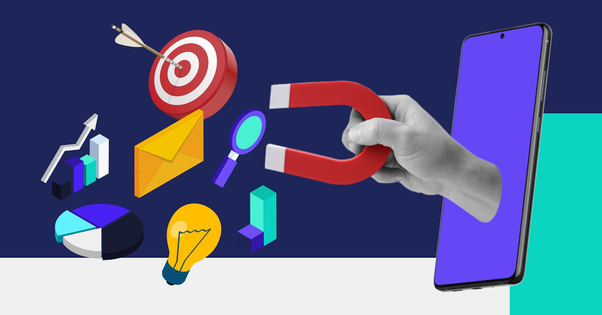 Guía de Marketing Interactivo +5 acciones para ganarte a tus clientes
