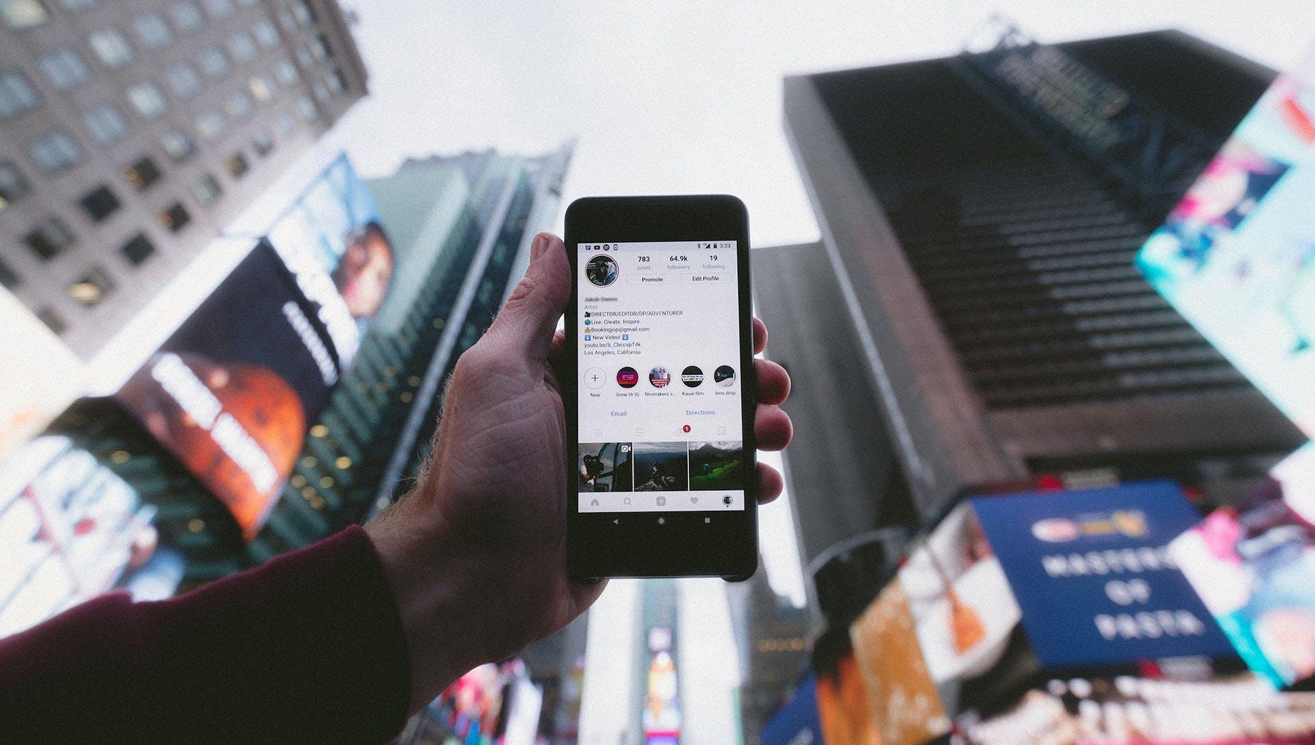 5 ideas para sorprender a tu audiencia con tu biografía de Instagram