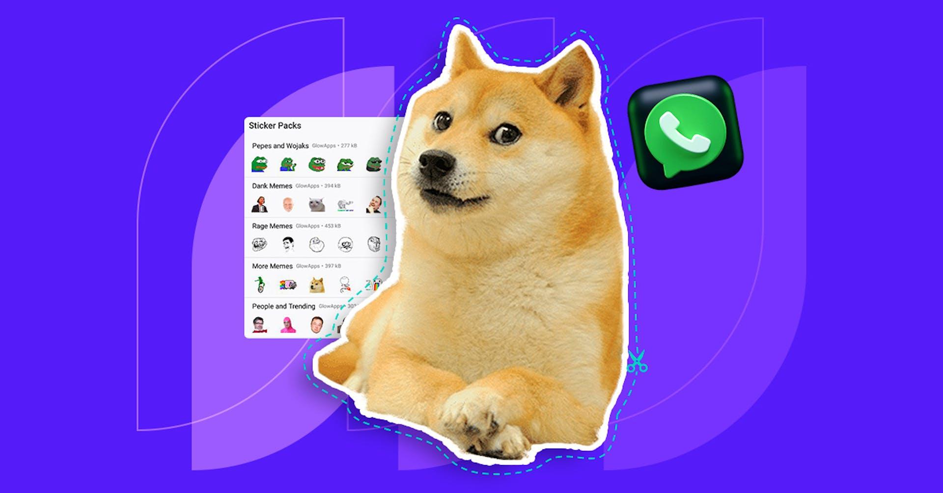 Apps para hacer stickers: 5 opciones para ¡crear stickers de Whatsapp divertidos!