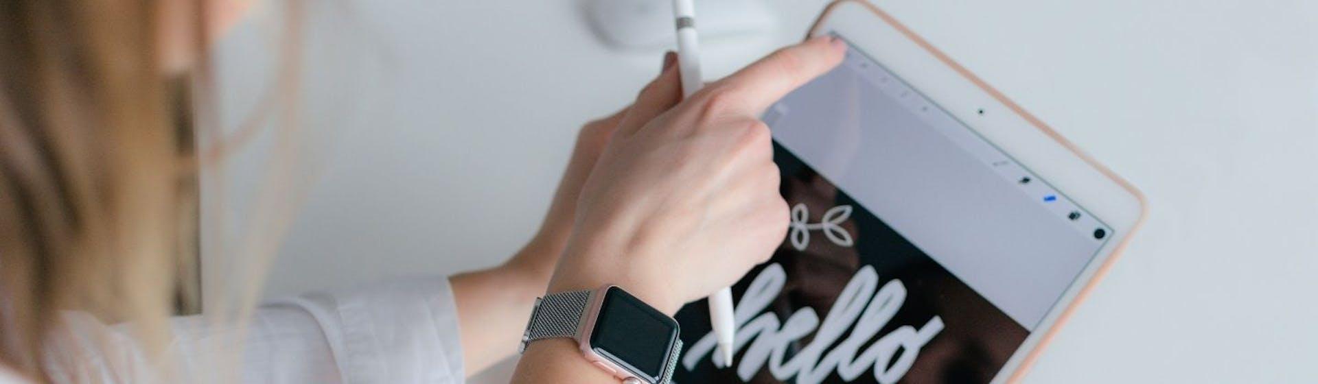 Elige el iPad para dibujar correcto para ti