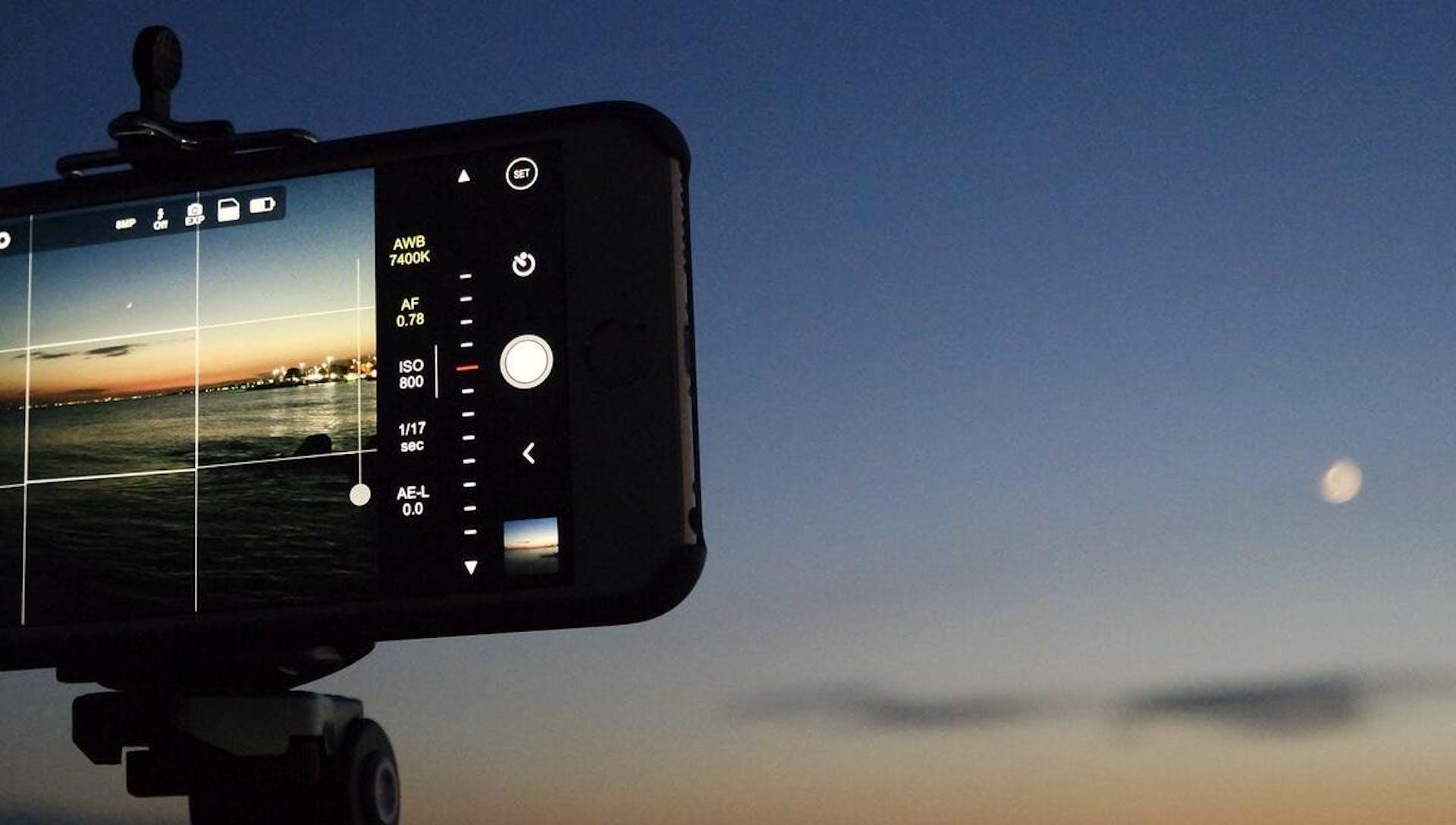 ¿Cómo tomar fotos de la luna con el celular? ¡Captura momentos increíbles!