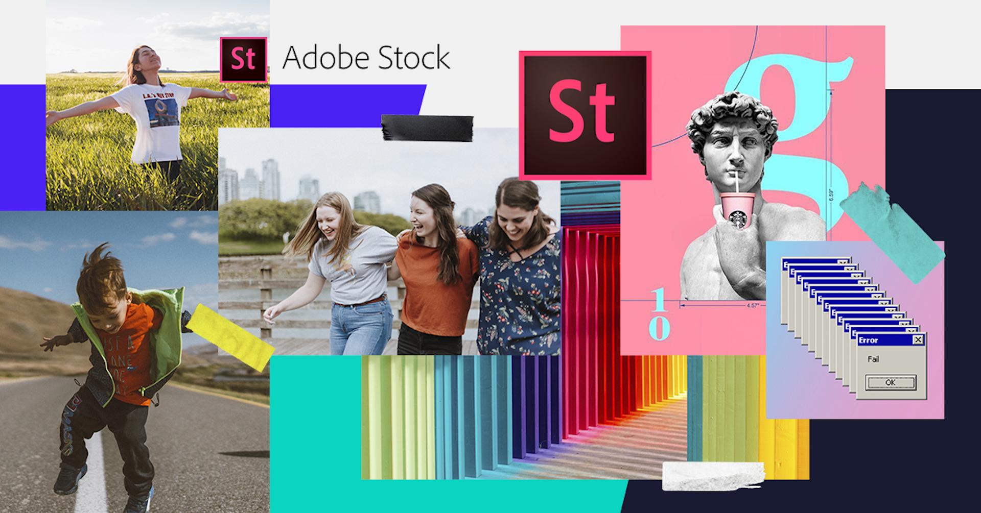 4 tendencias de Adobe Stock que reinarán en el mundo creativo en el 2021