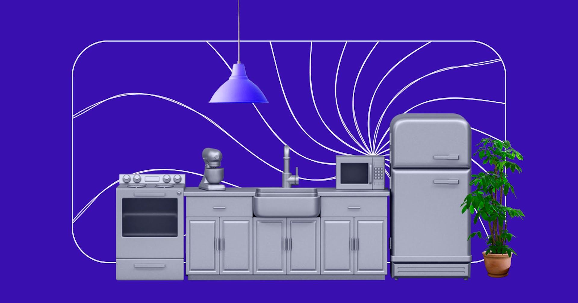 50 ideas y consejos para cocinas pequeñas cómodas y funcionales