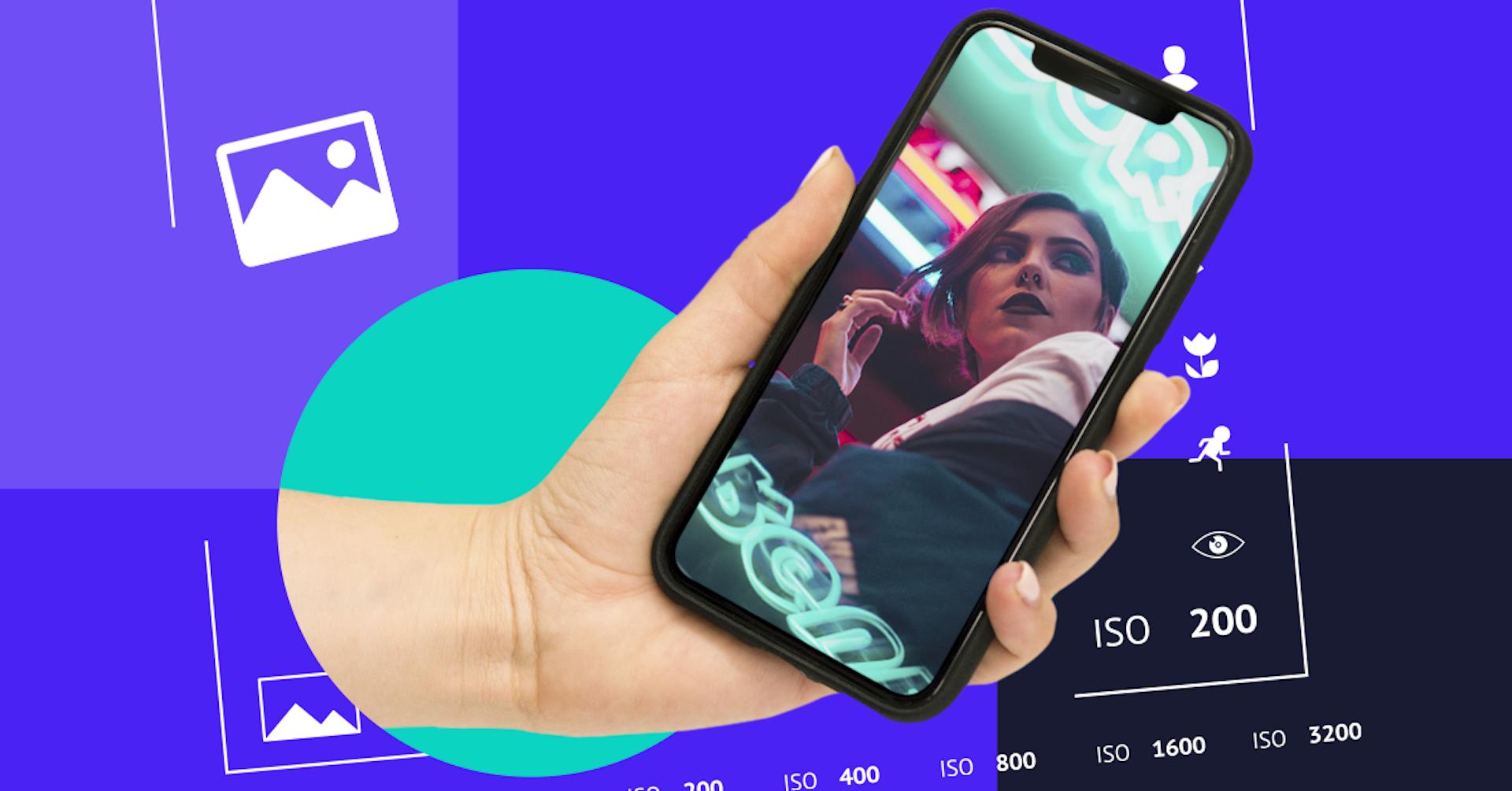 +20 aplicaciones para editar fotos en el celular usadas por influencers