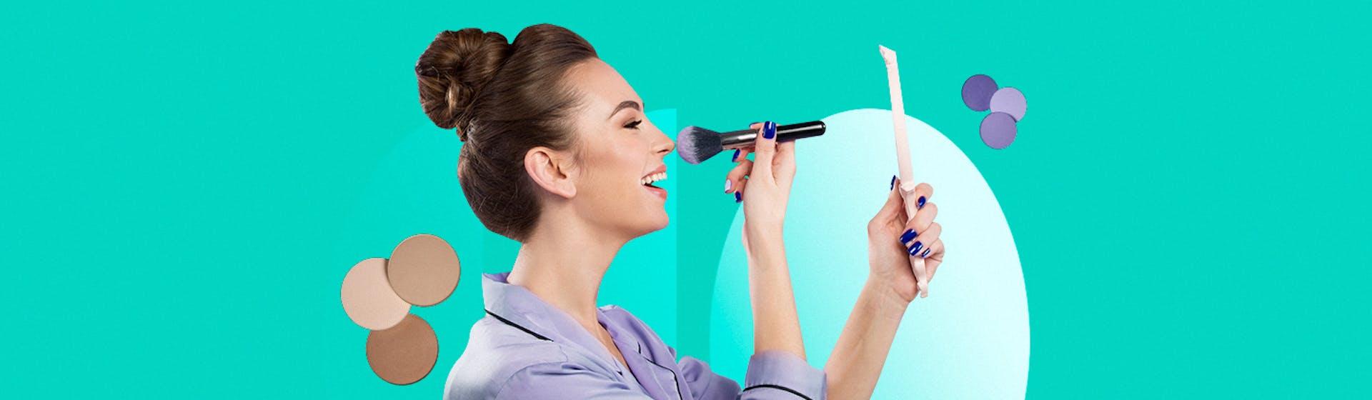 ¿Cómo aprender a maquillarse para una sesión de fotos y lucir radiante en 7 pasos?