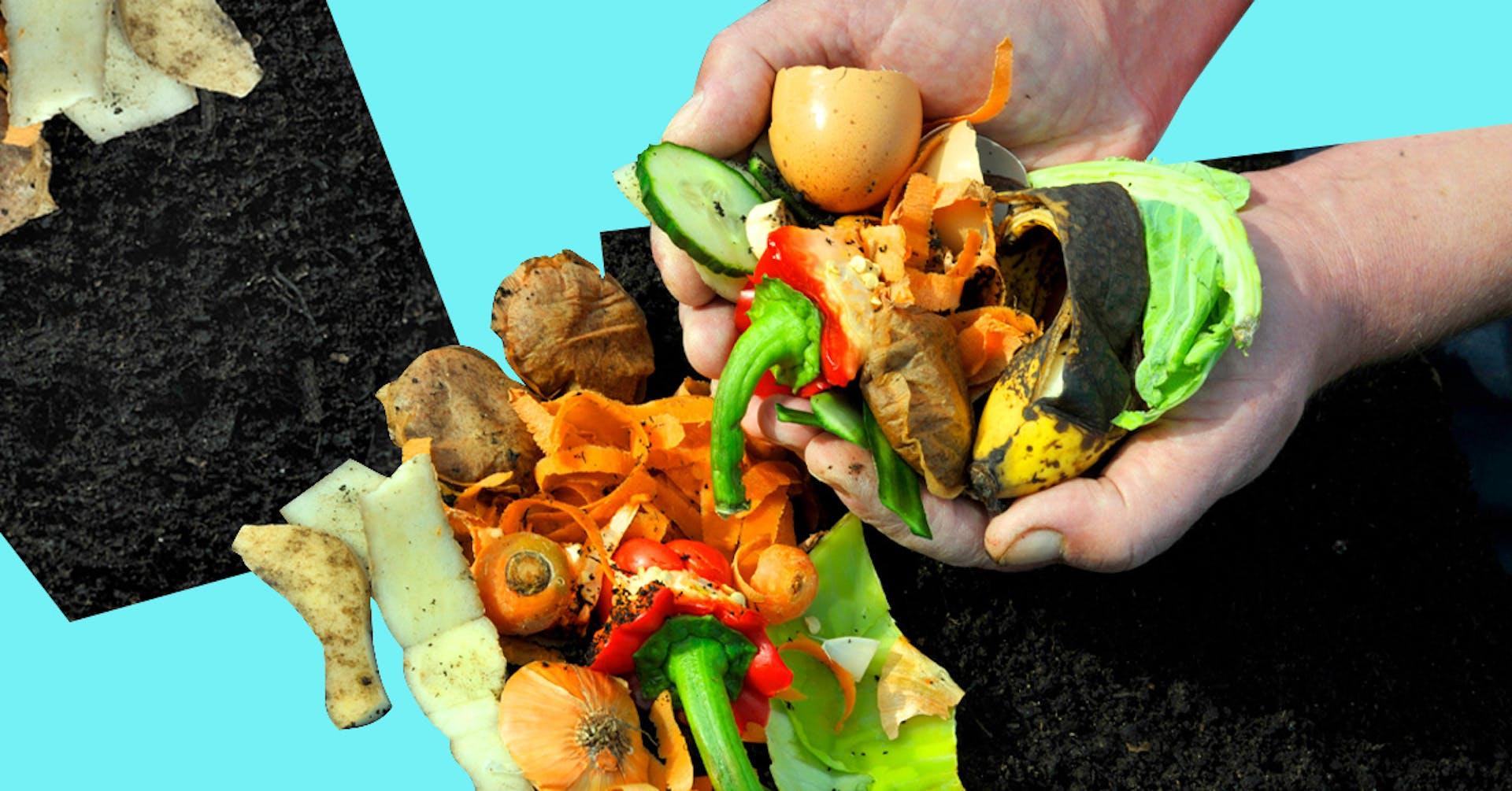 Como fazer uma compostagem caseira?