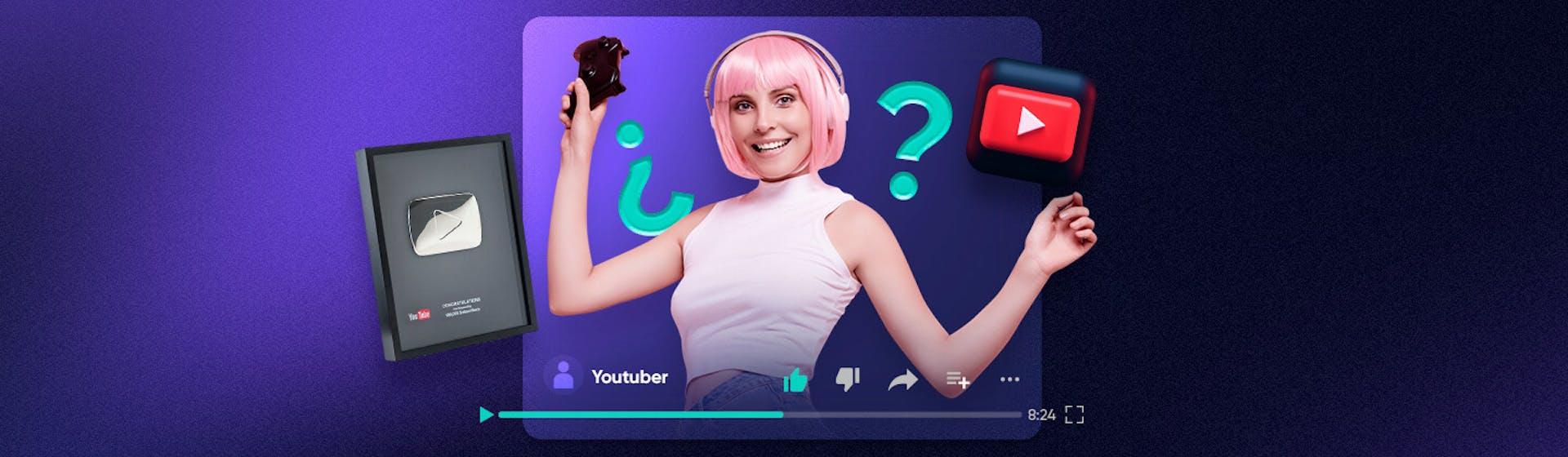 Test sobre qué youtuber eres: ¡Descubre qué te hace influencer!