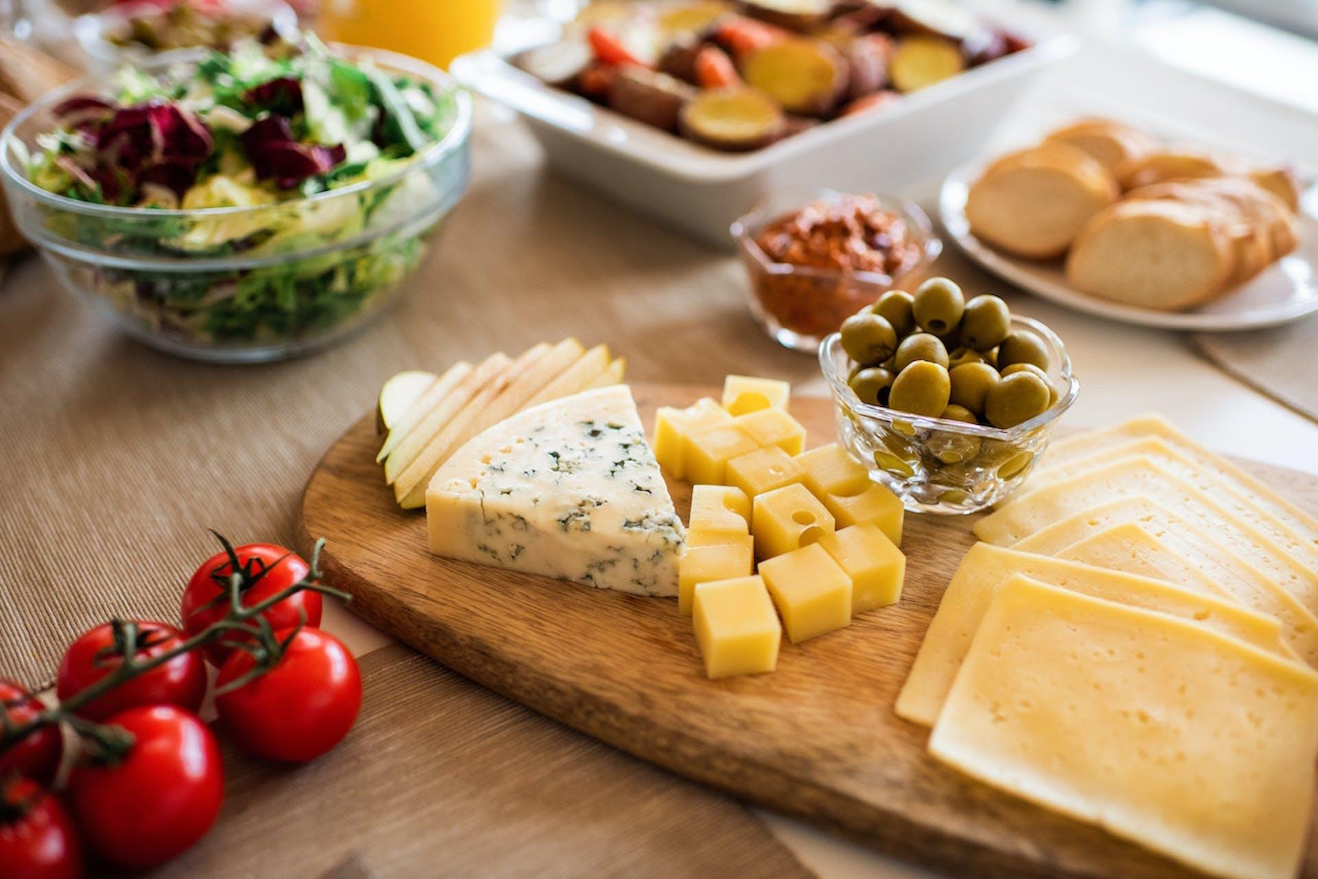 Prepara irresistibles recetas con estos deliciosos quesos italianos