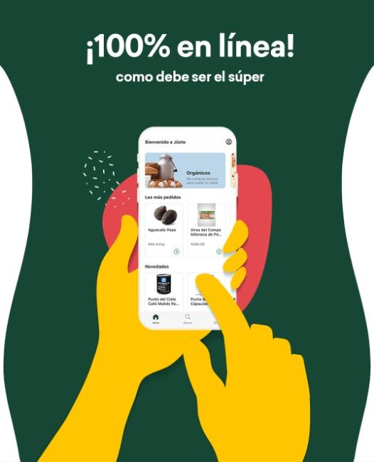 Justo startup México