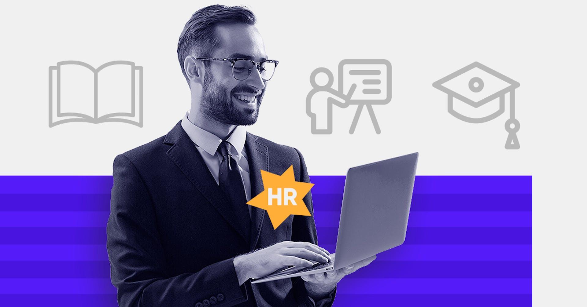 ¿Cuáles son los cursos en los que se debería capacitar un HR Manager?