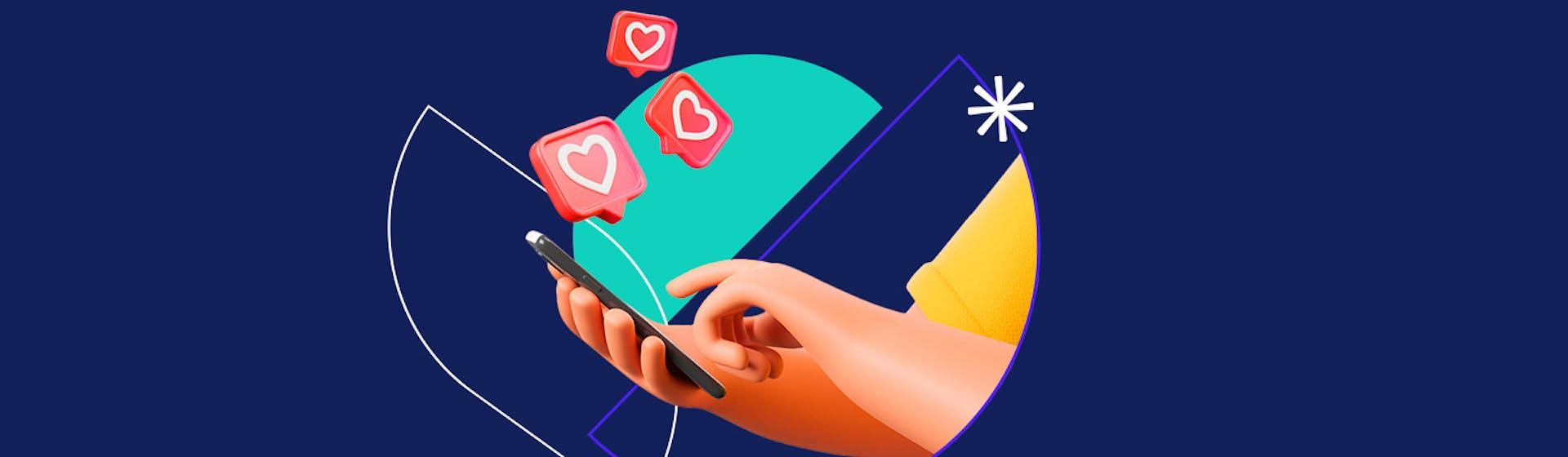 """Gestión de redes sociales: +5 tips para llegar al """"Top of Mind"""" de tu audiencia"""