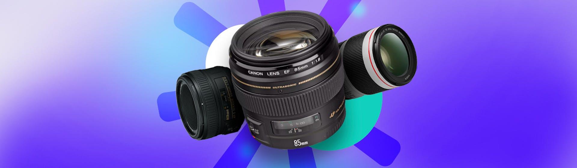 ¿No sabes qué lente usar para retratos? Conoce las recomendaciones de las profesoras de Crehana
