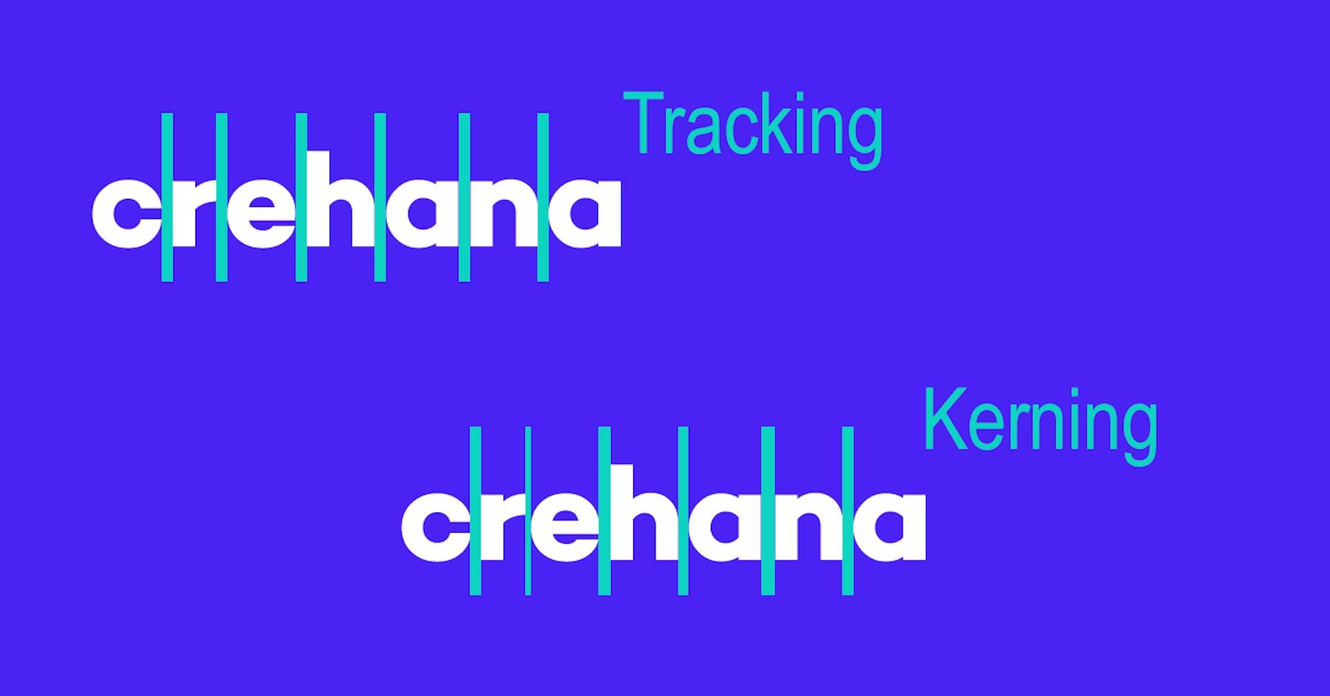 Kerning y tracking: ¿qué son y por qué deberías aprenderlos para hacer diseño de letras?