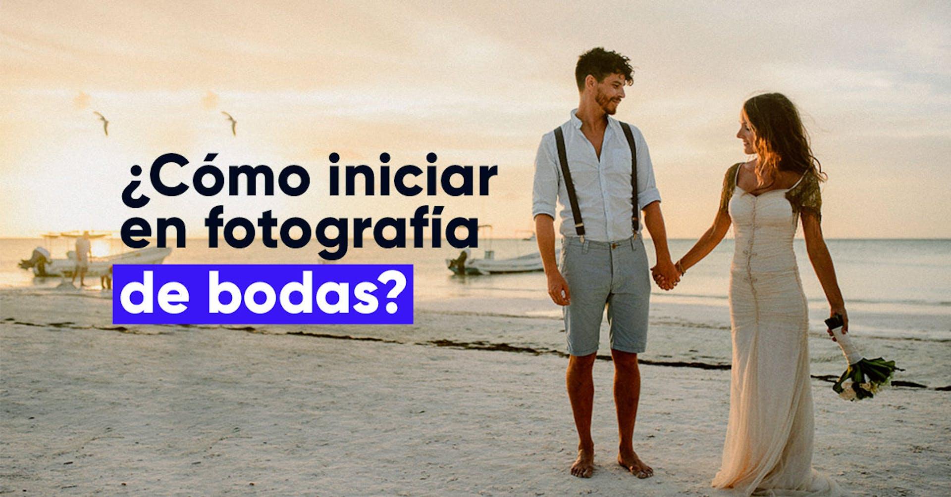 Dejó la administración para dedicarse a hacer fotos de bodas, la historia de Bruno Rezza