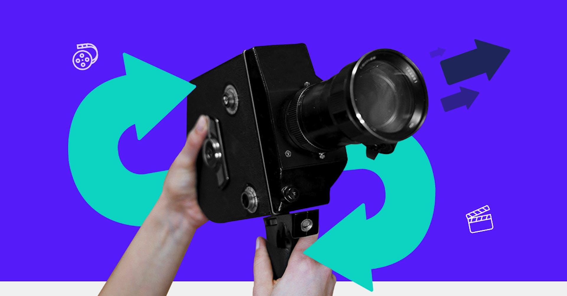¿Cuáles son los movimientos de cámara que todo cineasta debe conocer?