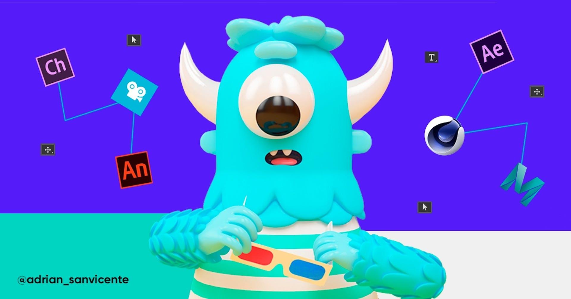 Melhores softwares para animação 2D e 3D: transforme suas ideias em realidade