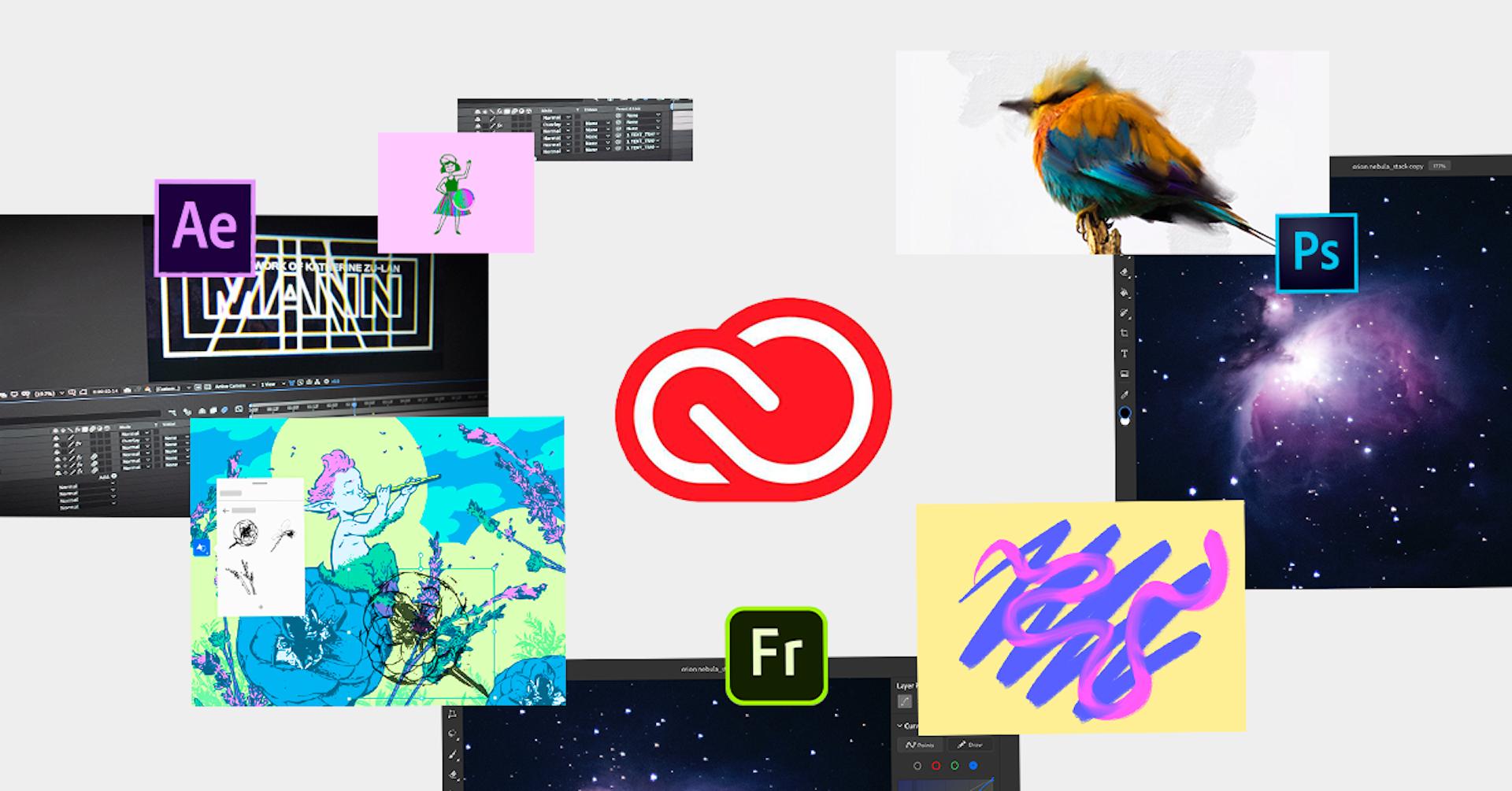 Las últimas novedades de Adobe en 7 minutos