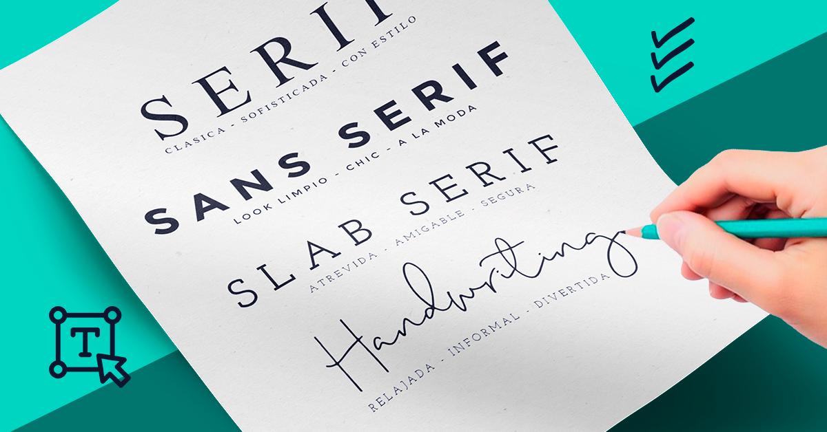 ¿Cómo combinar tipografías sin romper las reglas del diseño?