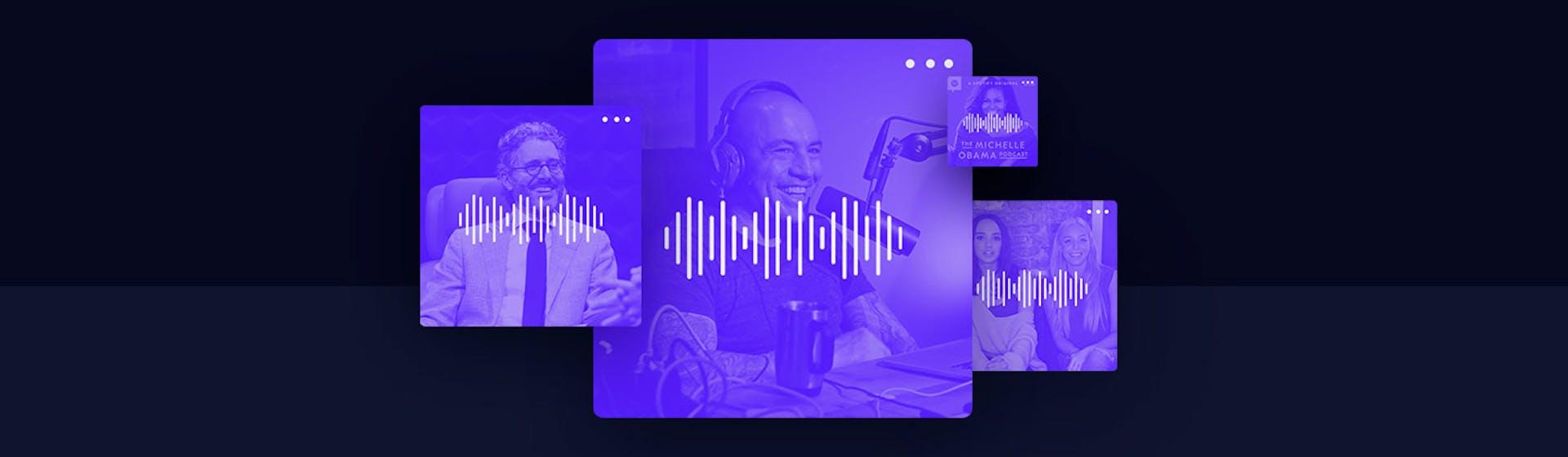 Los podcast más escuchados: ¿Cuáles son las voces que lideran en Latinoamérica?