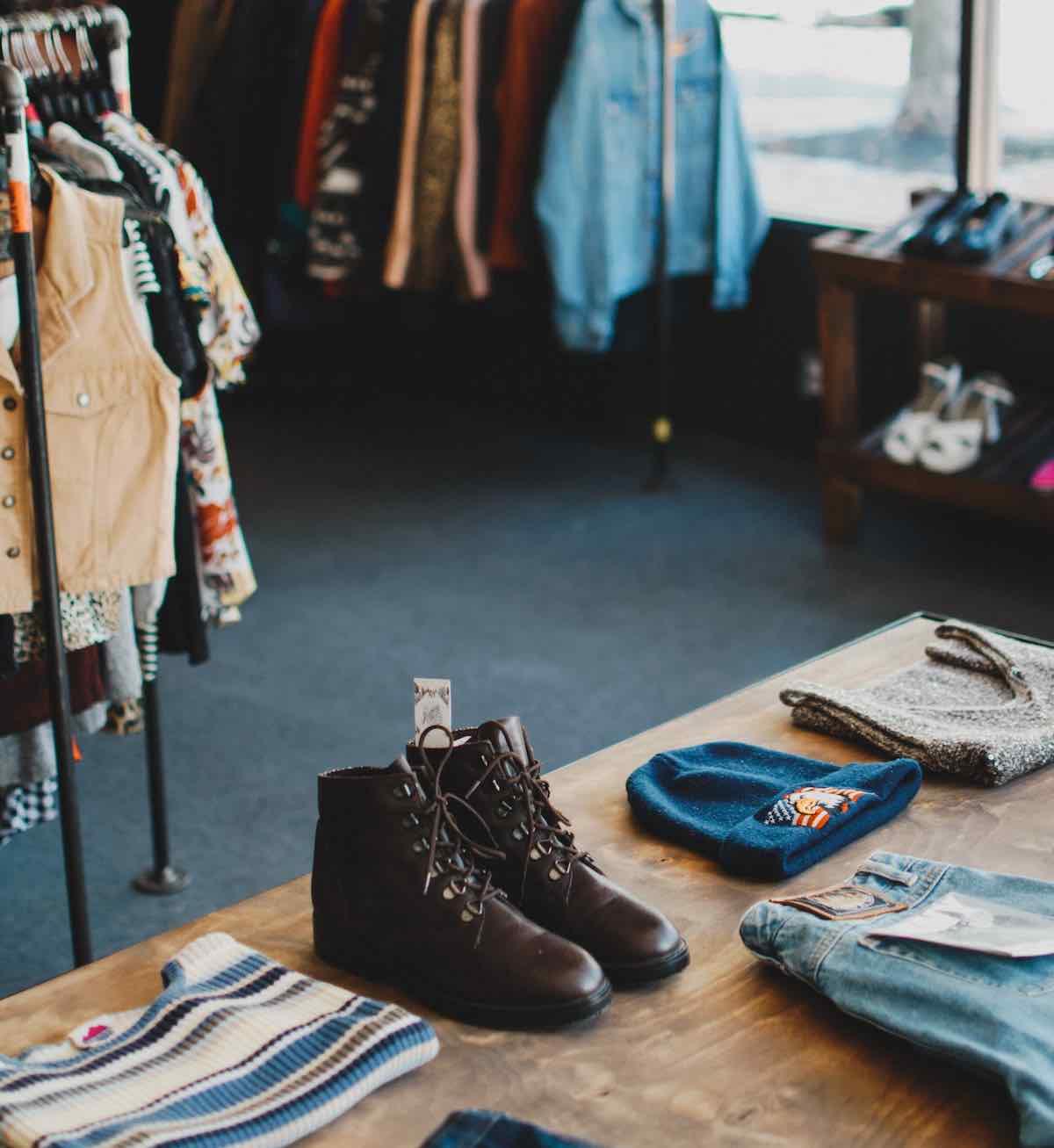 emprendimiento ropa vintage