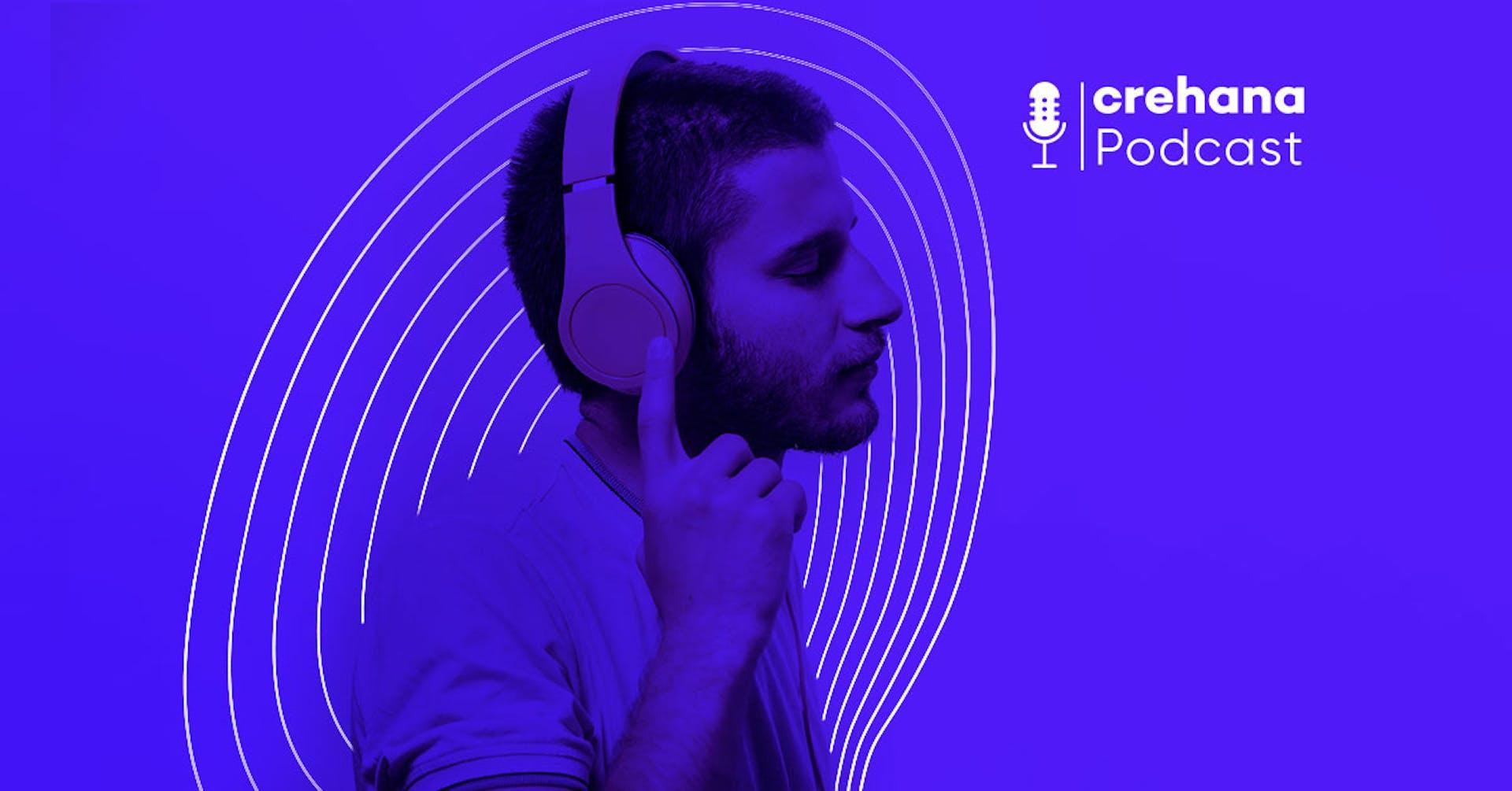 Los Crehana Podcast que necesitas escuchar ¡ya!