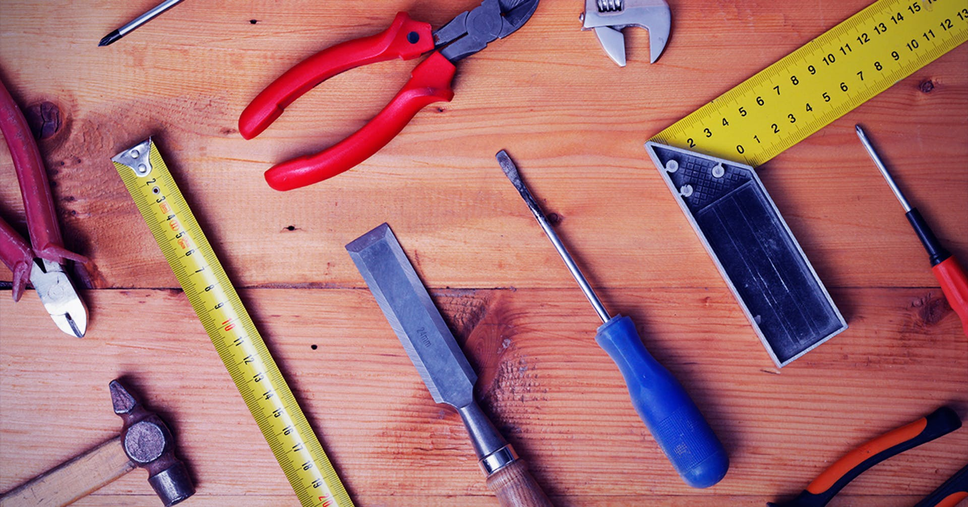 Las 10 herramientas de carpintería que debes tener en tu tablero