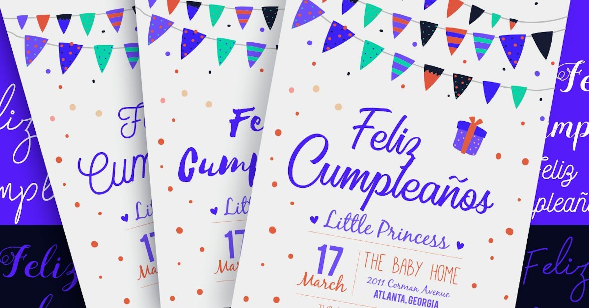30 tipos de letras para invitaciones: ¡Nadie se querrá perder tu fiesta!
