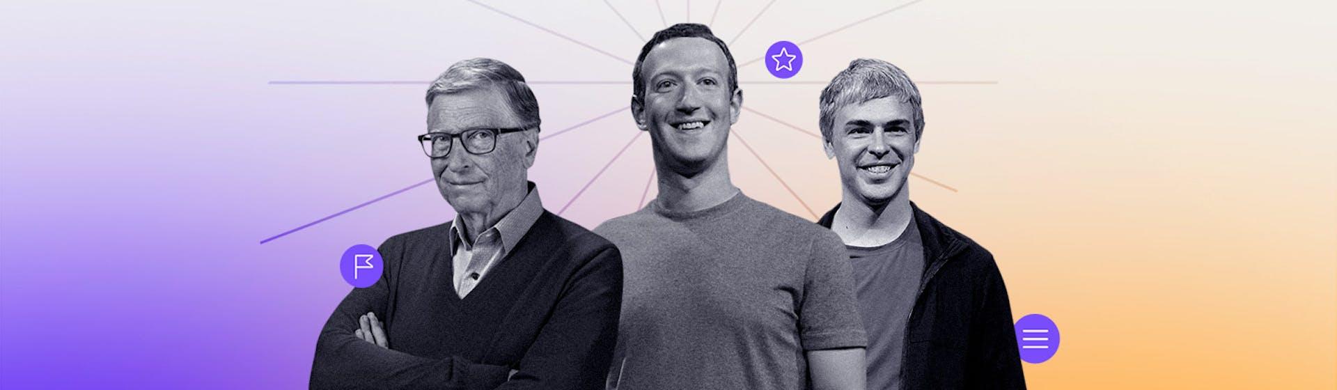 ¿Qué estudiaron los CEOs más famosos del mundo? Secretos al descubierto