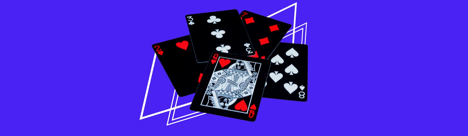 Domina las cartas de póker, ¡desde el as de diamantes hasta el rey de espadas!