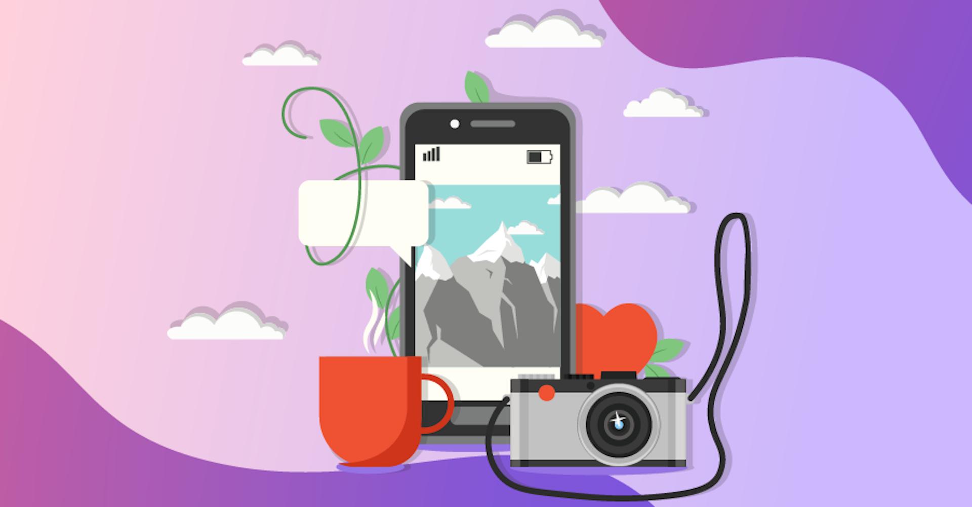4 apps para editar fotografía