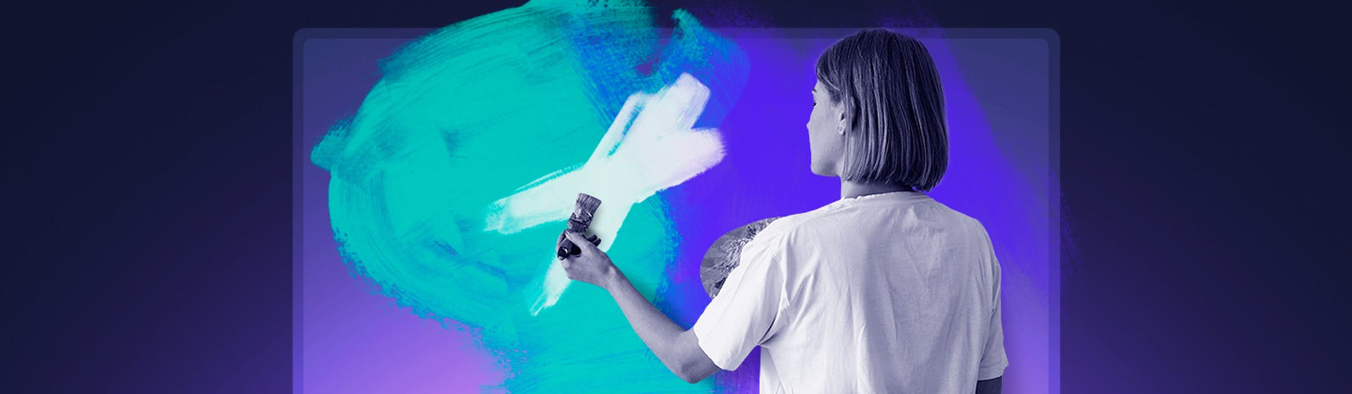 ¿Para qué sirve la pintura acrílica? +5 usos para convertirte en un mejor artista