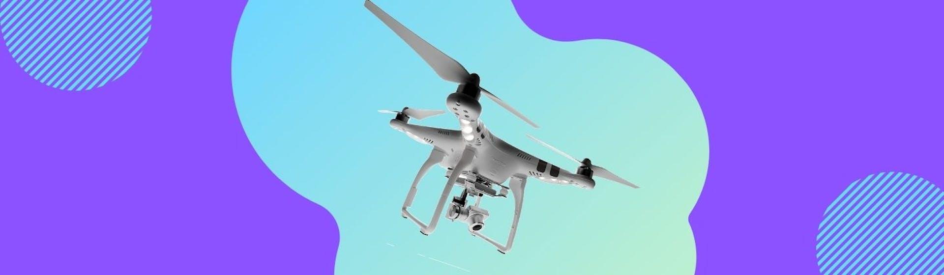 ¿Exactamente qué son los drones? Tips para que tus fotografías emprendan el vuelo