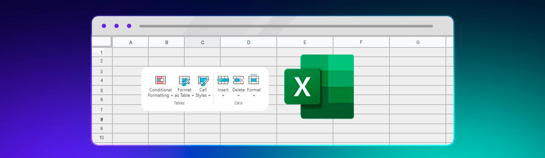 Te mostramos cómo dividir una celda en Excel en tan solo pocos clicks