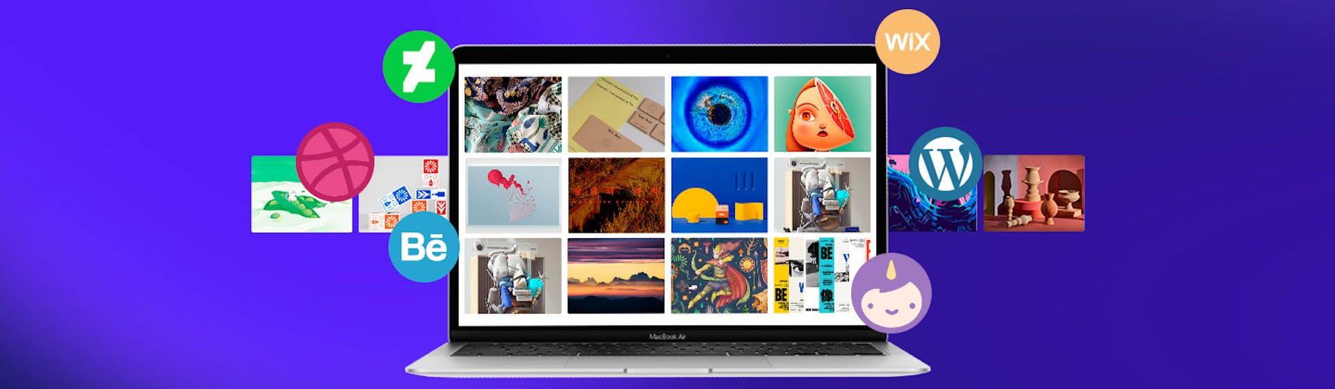 10 webs para crear tu primer portafolio profesional y ¡lucir tu talento!