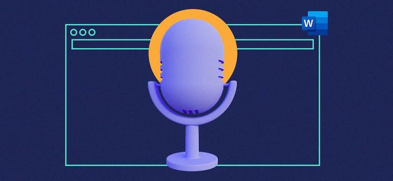 ¿Cansado de teclear? Aprende cómo activar el micrófono en Word y escribe sin mover un solo dedo