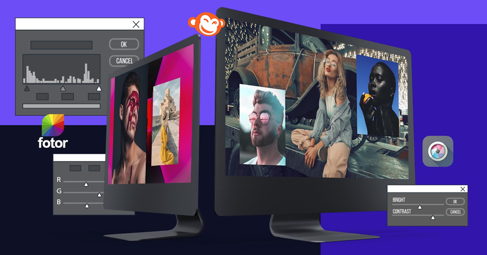 Comparamos Photoshop con estos 10 programas para editar fotos gratis