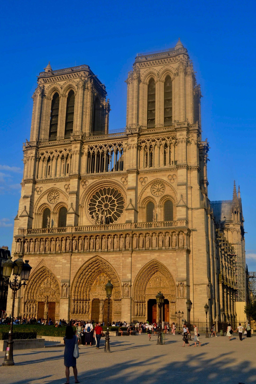 Conoce el misterio detrás de la Catedral de Notre Dame