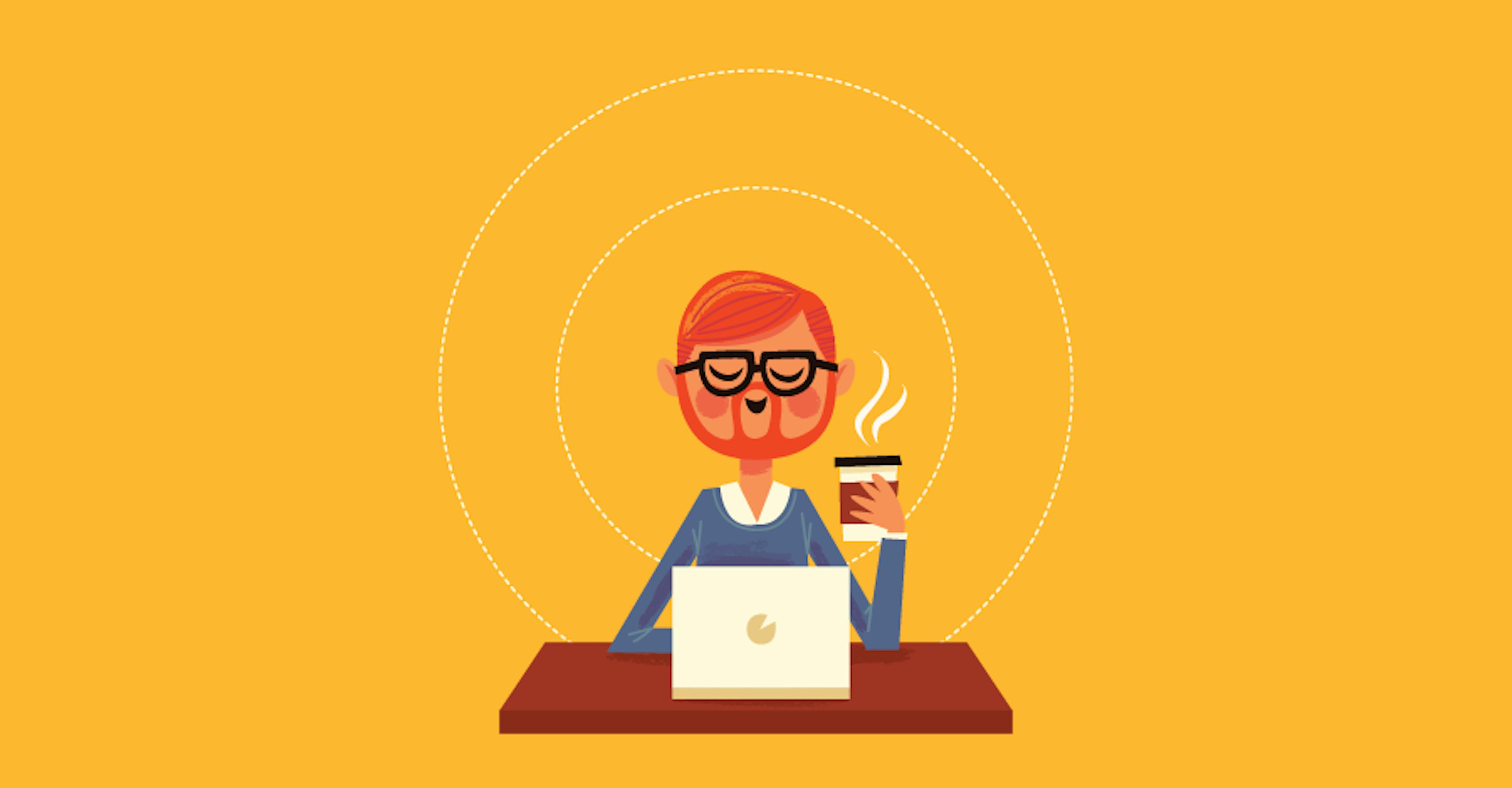 Test: qué tipo de café tomas mientras trabajas