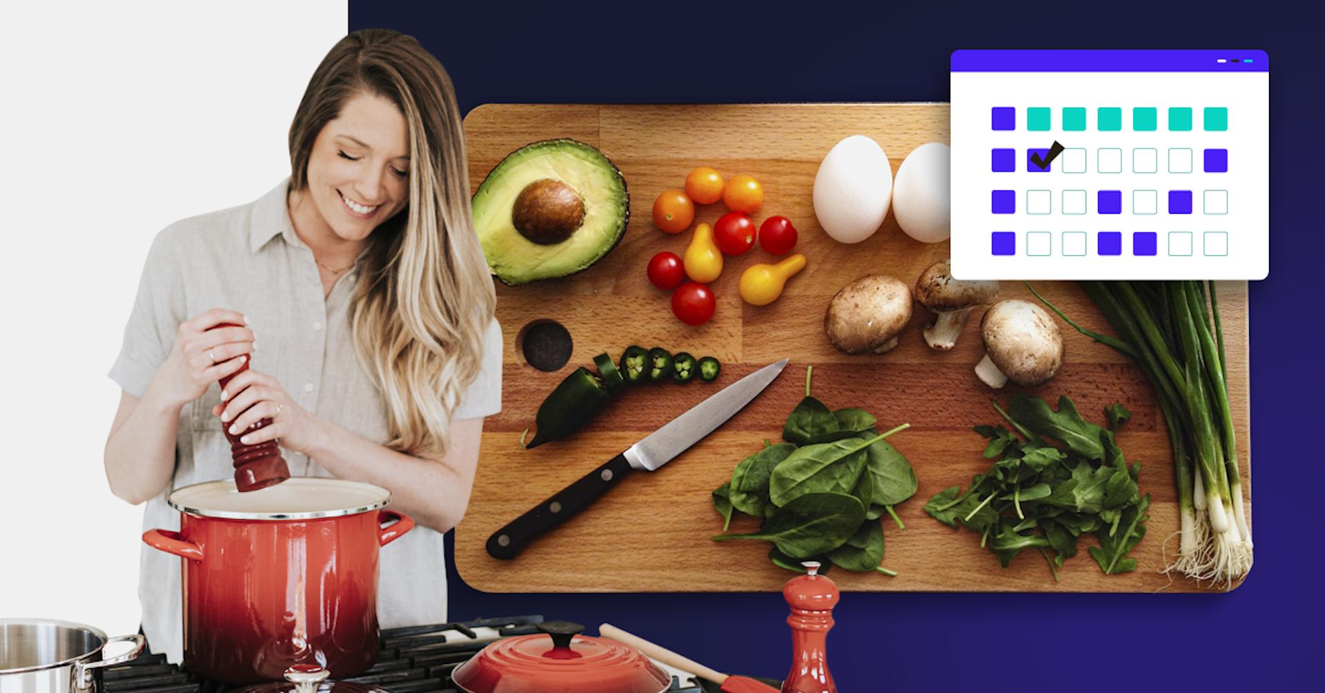 ¿Qué es batch cooking? Guía para comer mejor y gastar menos