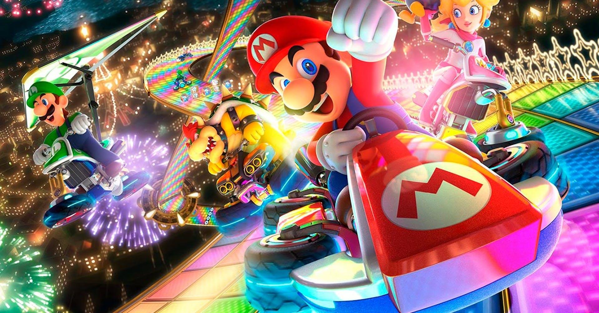 Ya podrás jugar Mario Kart en tu celular. Descárgalo gratis