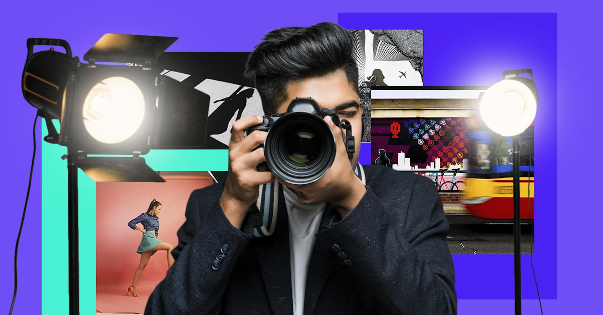20 ideas para sesión de fotos que desatarán tu creatividad en este 2021